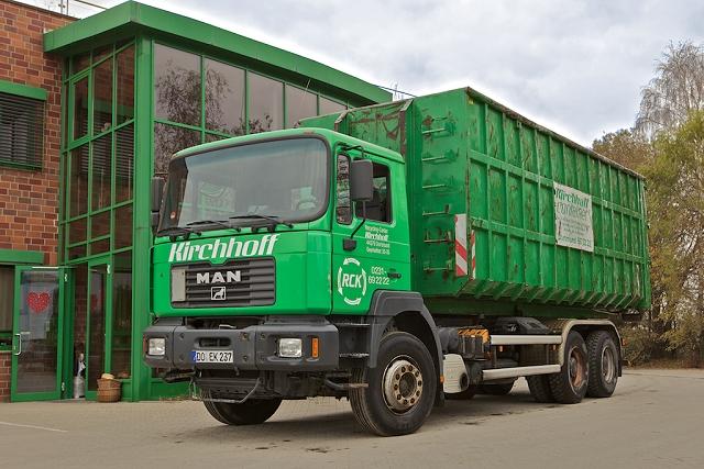 Kirchhoff containerdienst dortmund